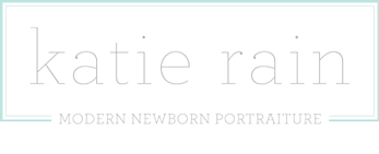 Katie Rain Photography | San Francisco CA Lifestyle Newborn, Baby, Family + Maternity Photographer logo